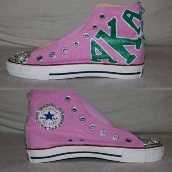 Women s custom AKA Converse bd6eb3b31